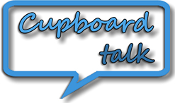 Cupboard talk logo